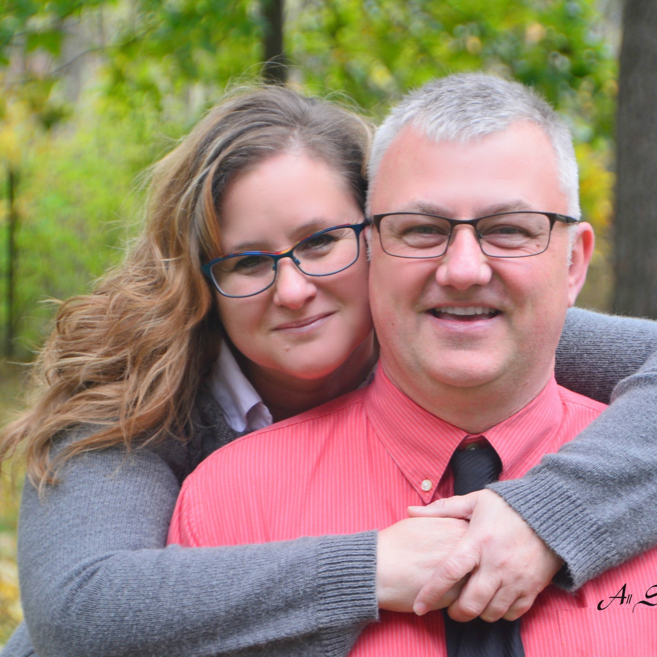Pastor Jim and Tammy
