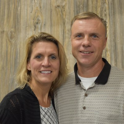 Pastor Brian & Carrie Rieck